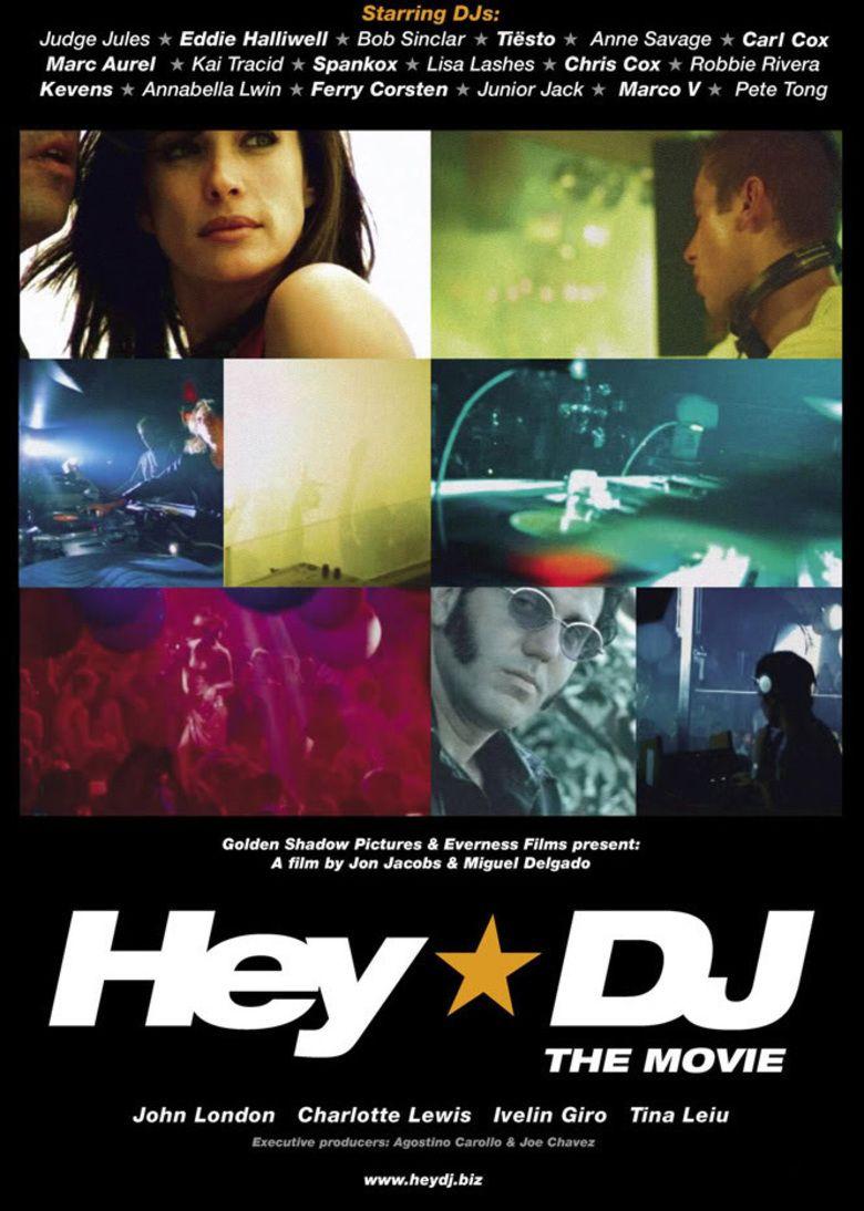 Hey DJ (film) movie poster