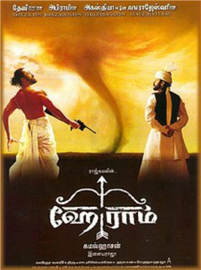Hey Ram movie poster