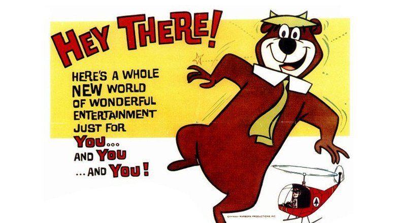 Hey There, Its Yogi Bear! movie scenes