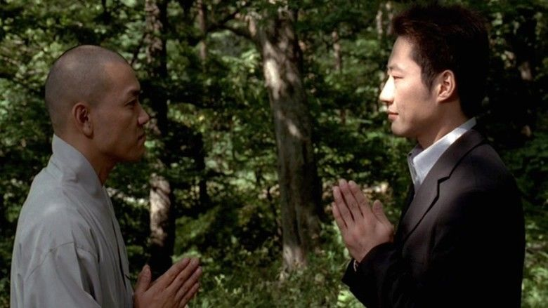 Hi! Dharma! movie scenes