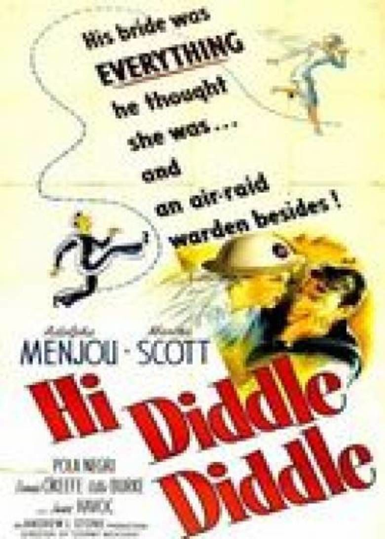 Hi Diddle Diddle movie poster