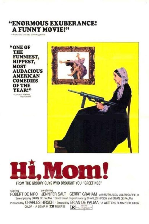 Hi, Mom! movie poster