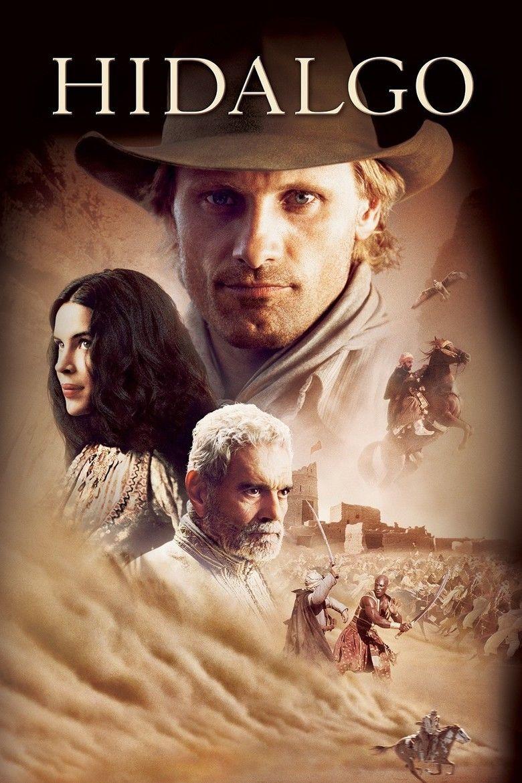 Hidalgo (film) movie poster