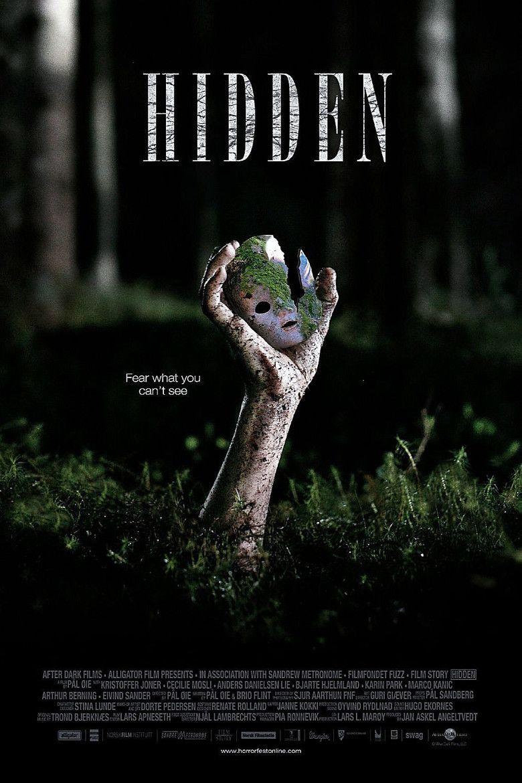 Hidden (2009 film) movie poster