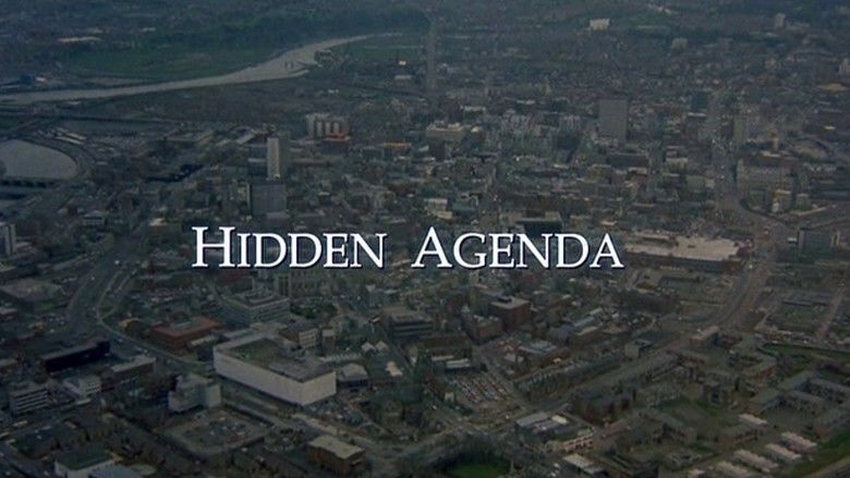 Hidden Agenda (1990 film) movie scenes