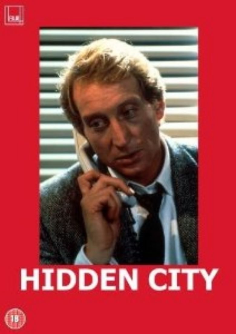 Hidden City movie poster