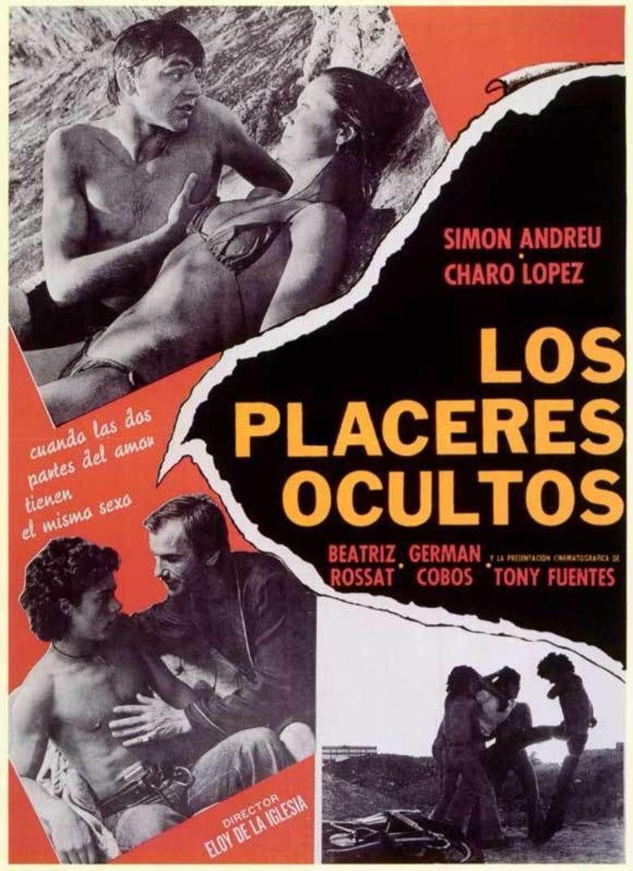 Hidden Pleasures movie poster