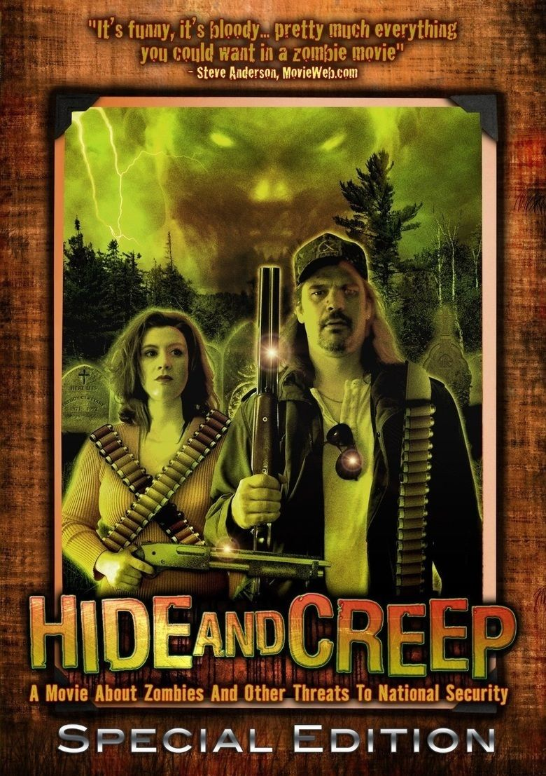 Hide and Creep movie poster