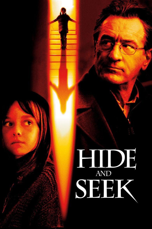 Hide and Seek (2005 film) movie poster