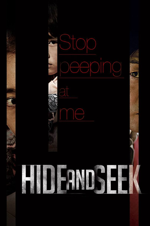Hide and Seek (2013 film) movie poster