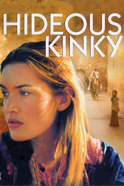 Hideous Kinky (film) movie poster