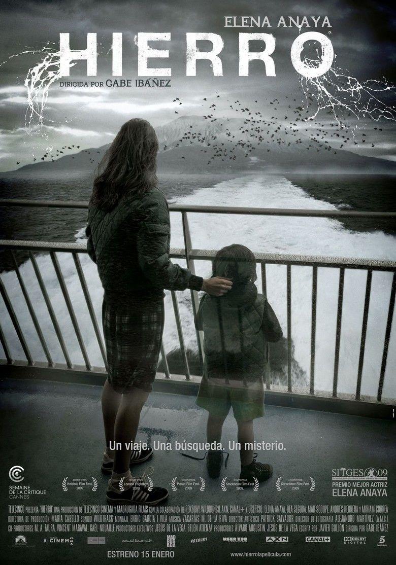 Hierro (film) movie poster