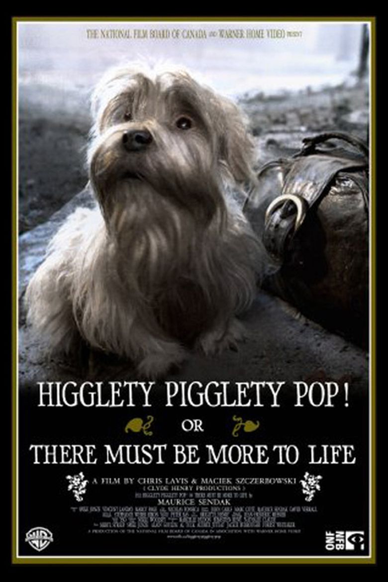Higglety Pigglety Pop! or There Must Be More to Life movie poster