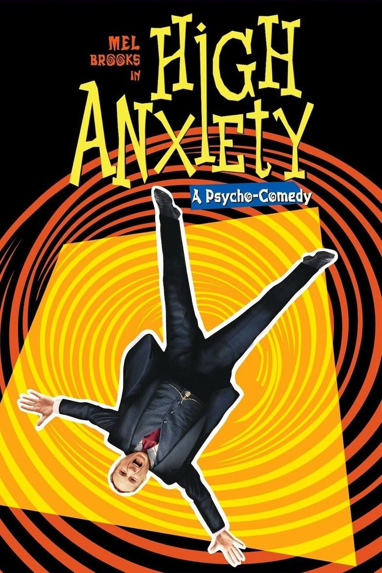 High Anxiety movie poster