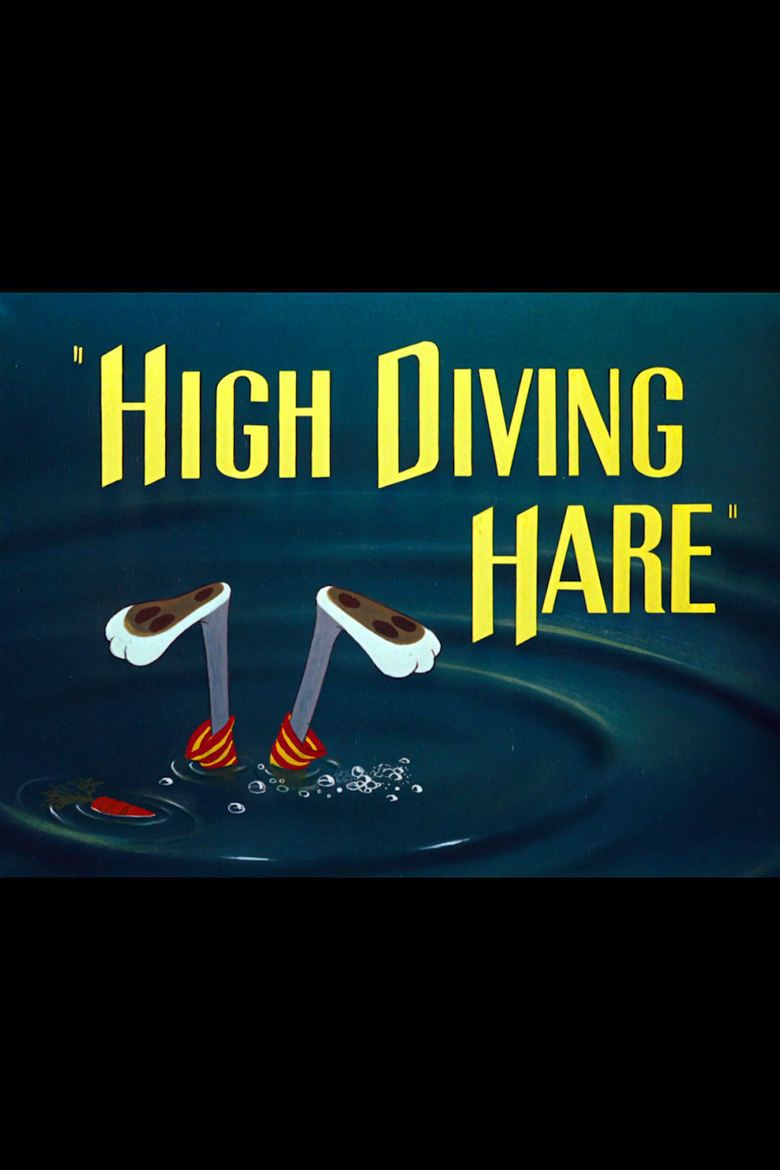 High Diving Hare movie poster