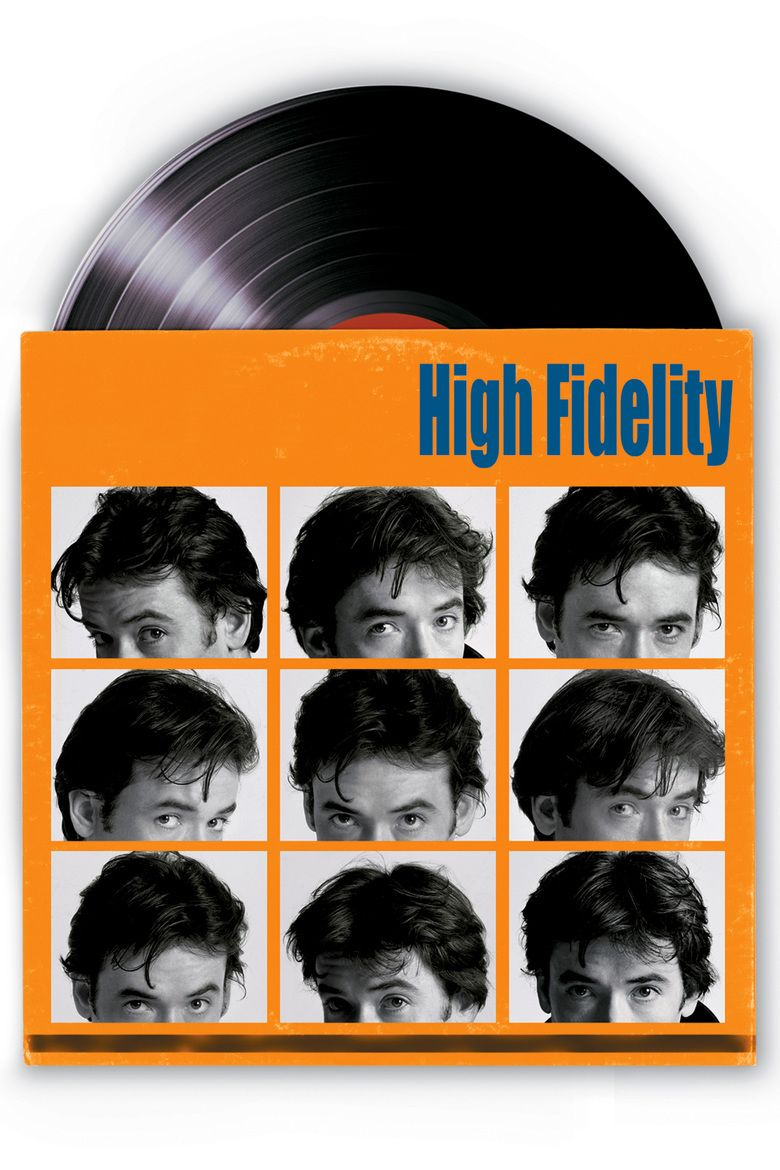 High Fidelity (film) movie poster