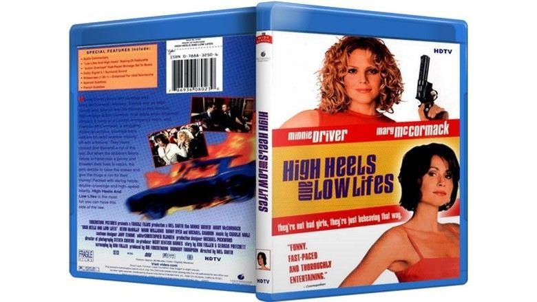 High Heels and Low Lifes movie scenes
