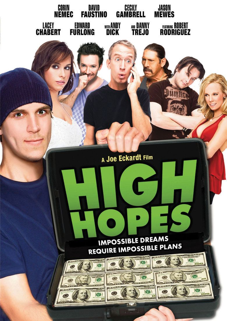 High Hopes (2006 film) movie poster