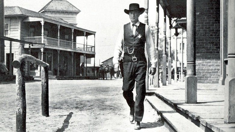High Noon movie scenes