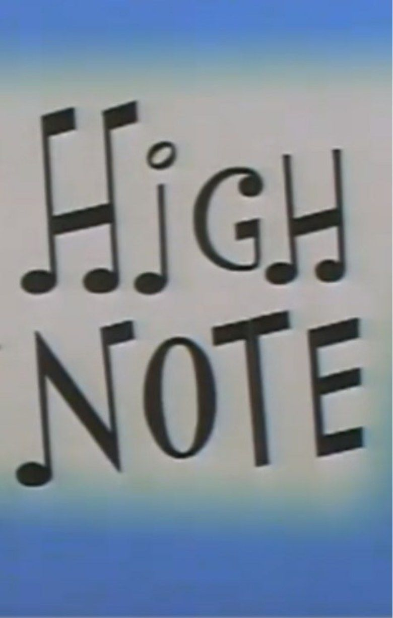 High Note (film) movie poster