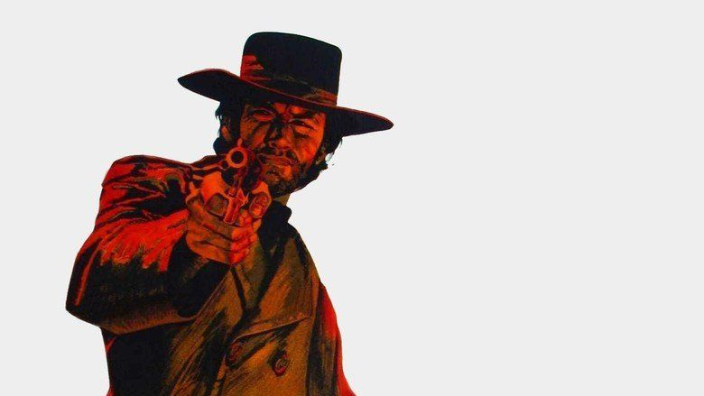 High Plains Drifter movie scenes