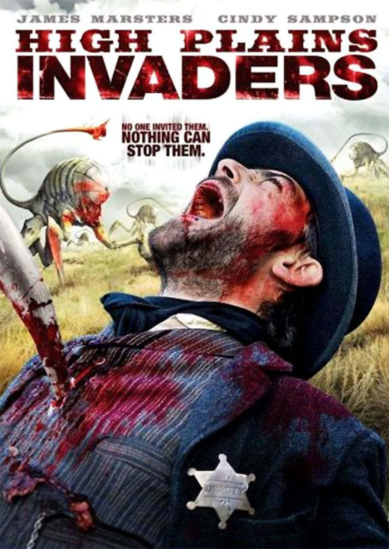 High Plains Invaders movie poster