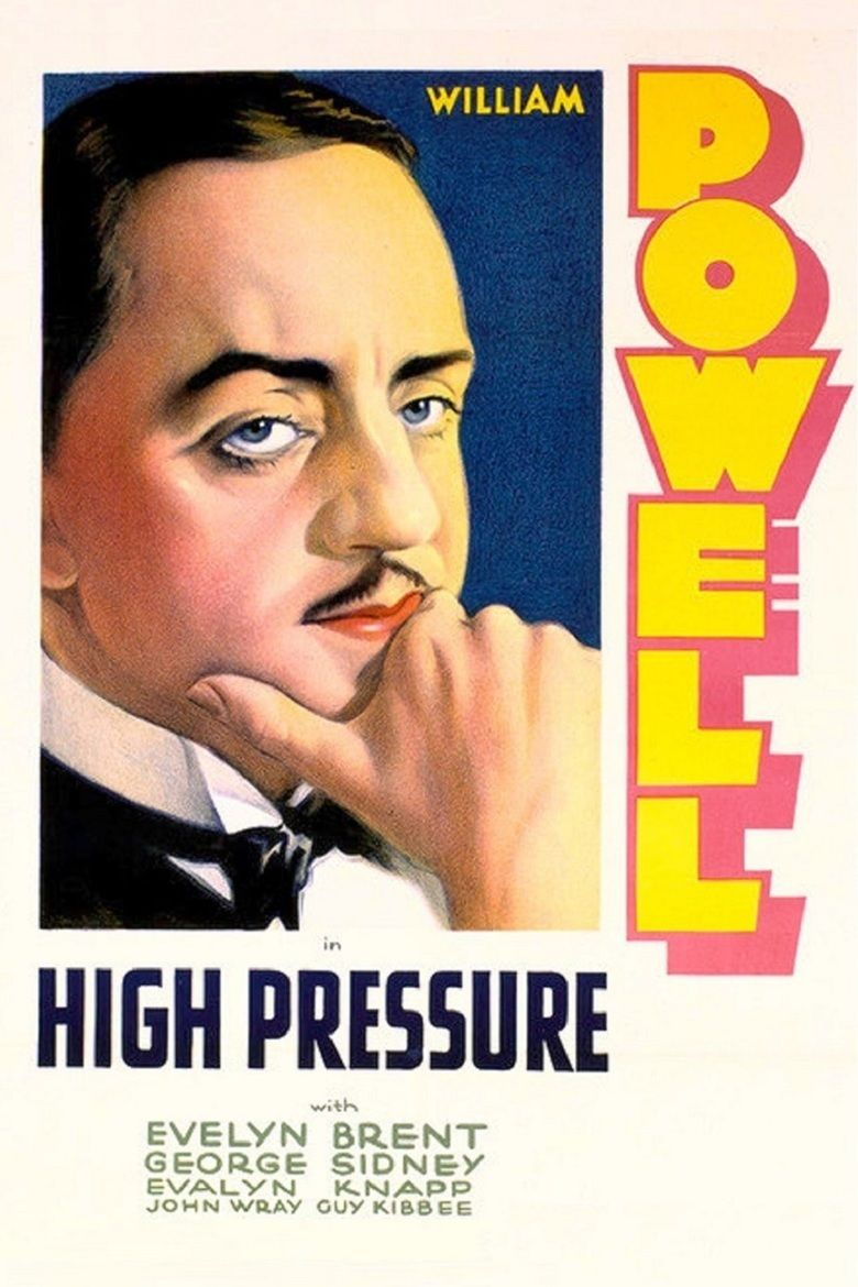 High Pressure (film) movie poster