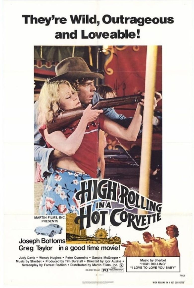 High Rolling movie poster