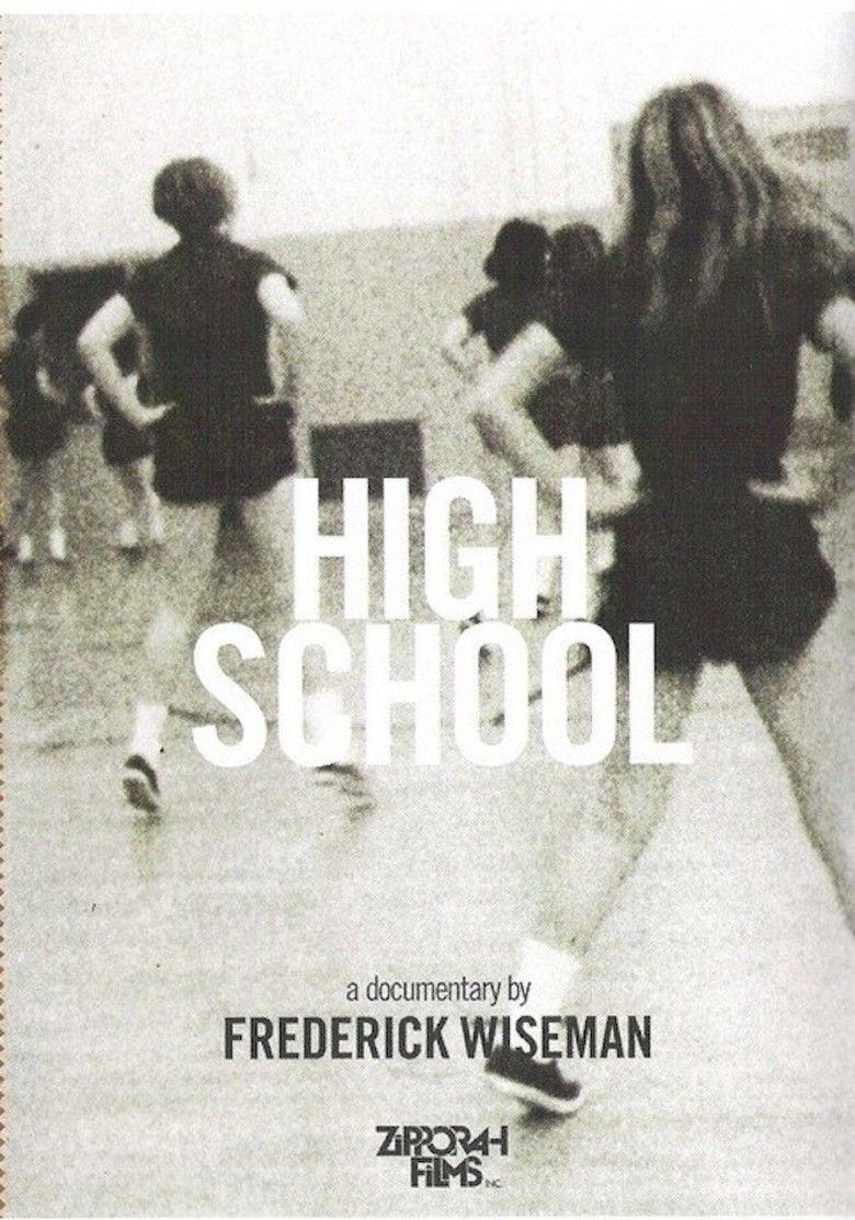 High School (1968 film) movie poster