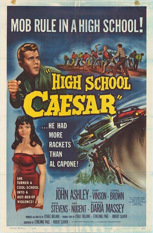 High School Caesar movie poster