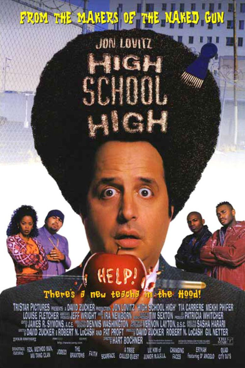 High School High movie poster