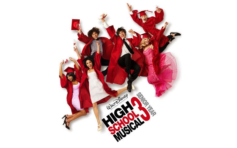 High School Musical 3: Senior Year movie scenes