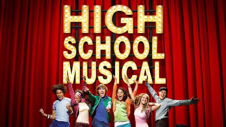 High School Musical movie scenes
