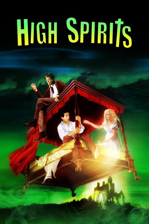 High Spirits (film) movie poster