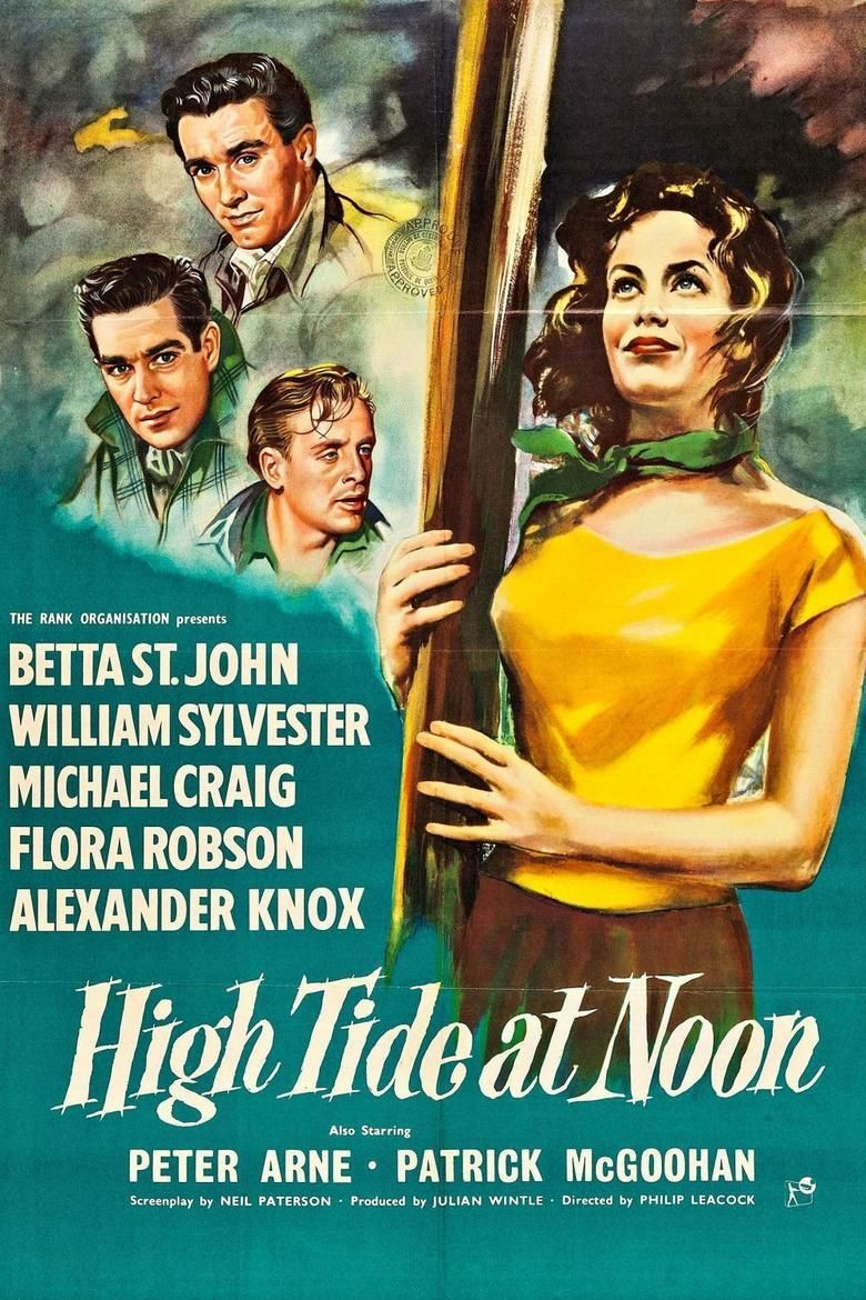 High Tide at Noon movie poster