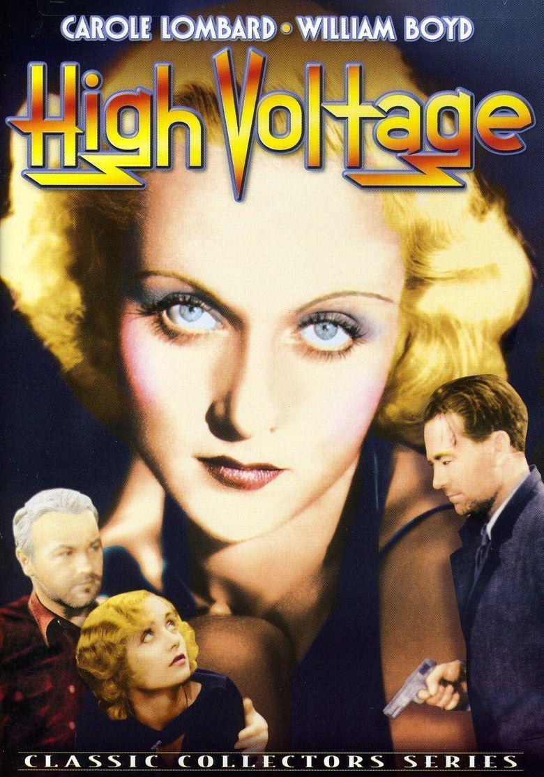 High Voltage (1929 film) movie poster