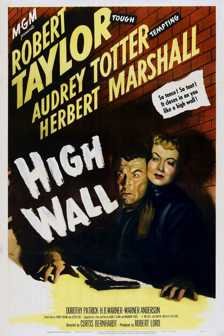 High Wall movie poster