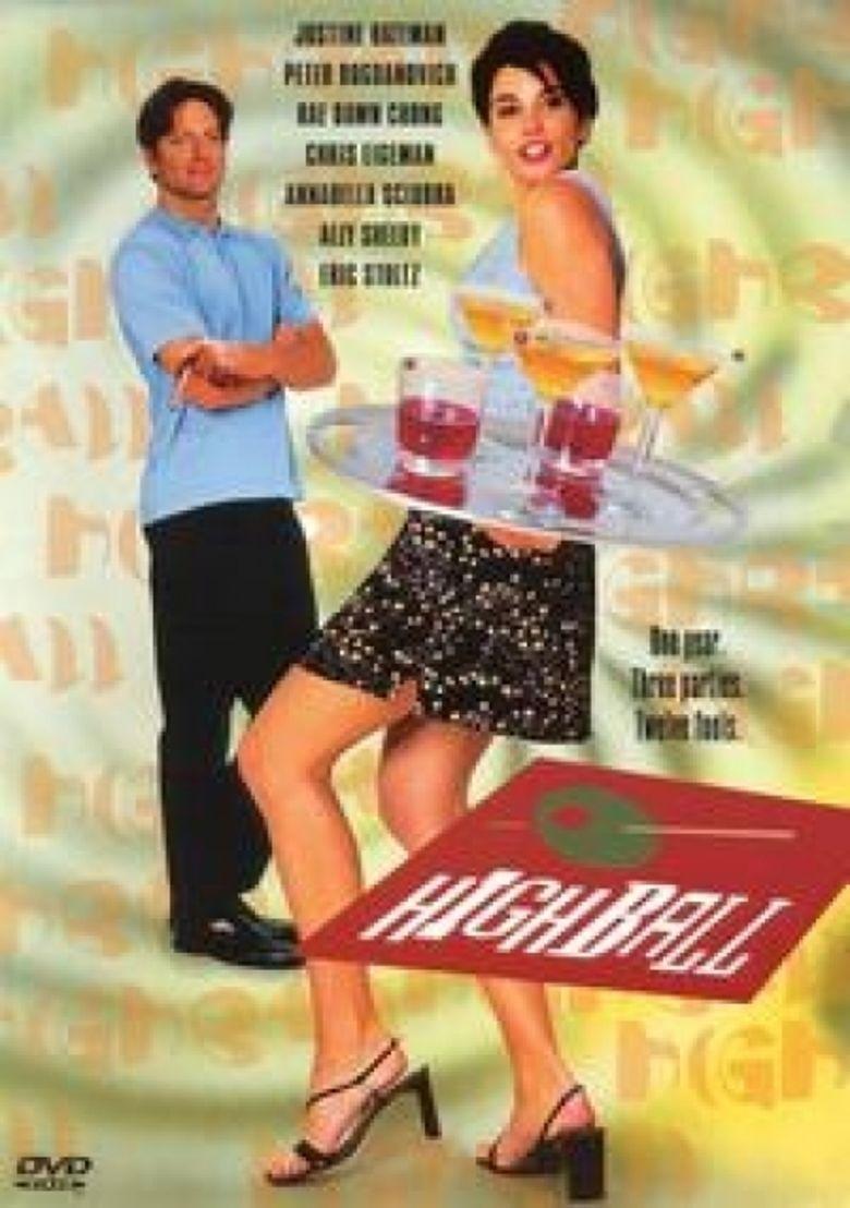 Highball (film) movie poster