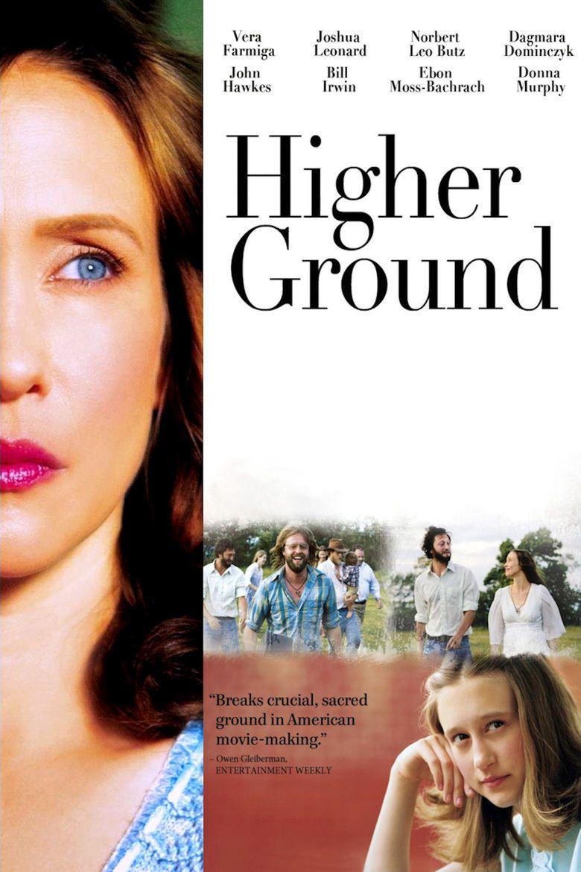 Higher Ground (film) movie poster