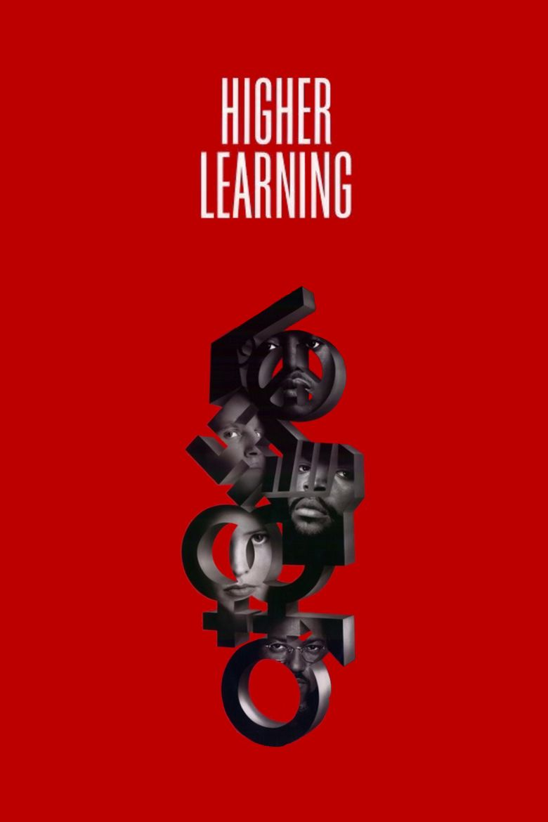 Higher Learning movie poster
