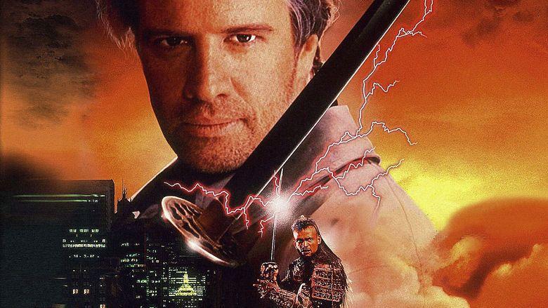 Highlander III: The Sorcerer movie scenes
