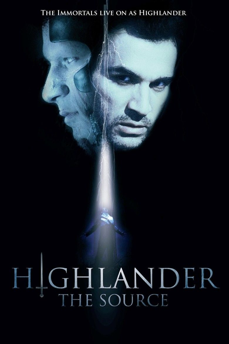 Highlander: The Source movie poster