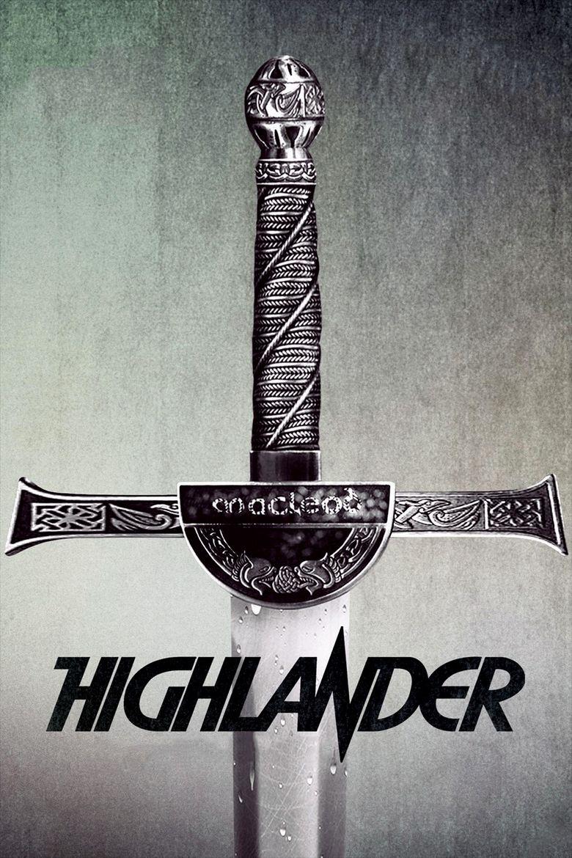 Highlander (film) movie poster