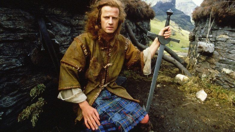Highlander (film) movie scenes