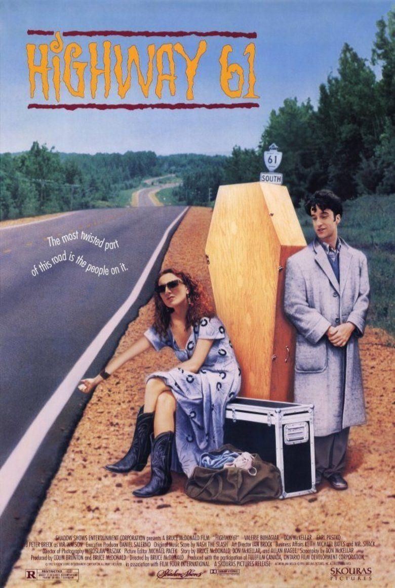 Highway 61 (film) movie poster