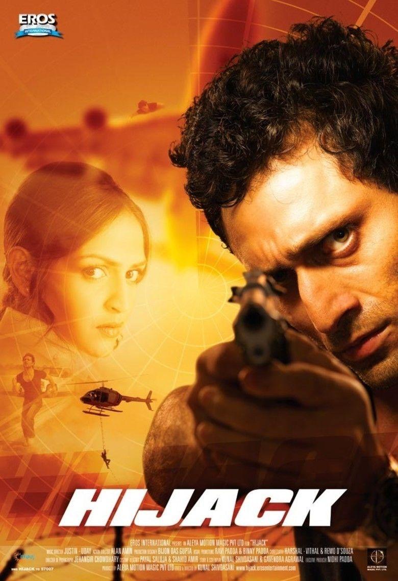 Hijack (2008 film) movie poster