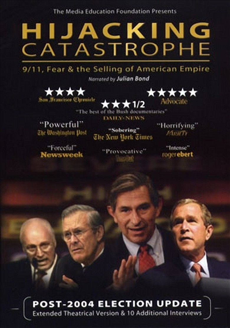 Hijacking Catastrophe movie poster