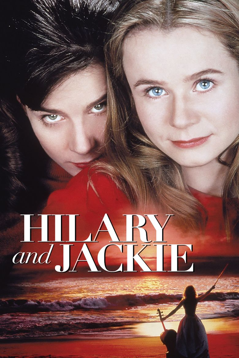 Hilary and Jackie movie poster