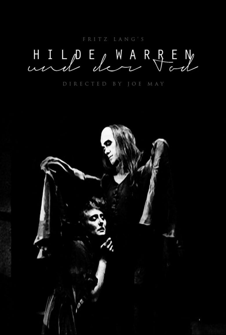 Hilde Warren und der Tod movie poster