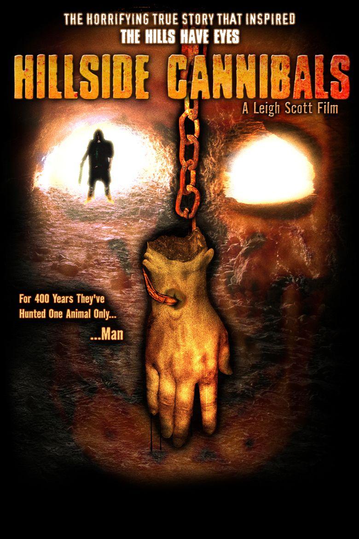 Hillside Cannibals movie poster